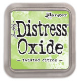 Distress Oxide – Twisted Citron – temp. out of stock