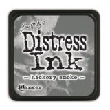Distress Mini Ink Pad – Hickory Smoke