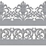 Spellbinders S4707 Graceful Damask