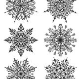 Tim Holtz / Stampers Anonymous CMS319 Swirly Snowflakes..