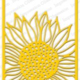Impression Obsession – Die515-YY Sunflower Background