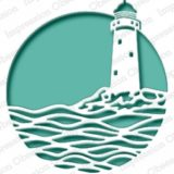 Impression Obsession – Die548-Z Lighthouse Circle