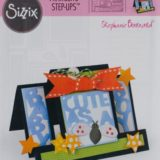 Sizzix 660717 'Cute As A Bug' Step-Ups Card