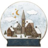 Tim Holtz / Sizzix 662421 Snow Globe #2 – sold out
