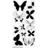 My Favorite Things – Beautiful Butterflies stamp set