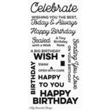 My Favorite Things – Big Birthday Wishes.. sold out