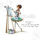 Stamping Bella – EB266 Abigail The Artist – out of stock