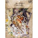 Tim Holtz – Idea-Ology TH93554 Botanical Layered Die-cuts – out of stock