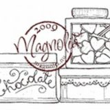 Magnolia Rubber Stamp – Tin Boxes