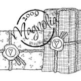 Magnolia Rubber Stamp – Wrapped Presents