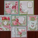 MC&S Card Kit – High Tea Kit 1