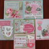 MC&S Card Kit – High Tea Kit 2