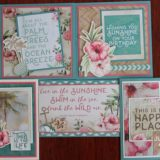 MC&S Card Kit – Island Escape Kit 1