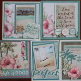 MC&S Card Kit – Island Escape Kit 2