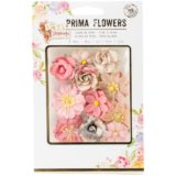 Prima – Love Clippings Flowers – You Are My World (594473)