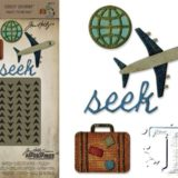 Tim Holtz Sizzix 662714 Sidekick Side-Order Travel..