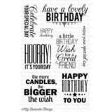 My Favorite Things – Birthday Greetings..sold out