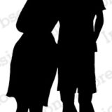 Impression Obsession – C7910 Love Couple- (cling)