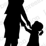 Impression Obsession – CL7911 Mother and Child (cling)