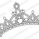 Impression Obsession – CL7904 Tiara (cling)