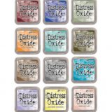 Distress Oxide Ink Pads – Release 3 (12 ink pads)