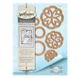 Spellbinders S4-607 Lacework Button Flowers