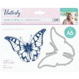 Crafters Companion – Sara Davies – Botanical Butterfly SFMDSBB – sold out