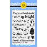 Sunny Studio Stamps – SSCL – Merry Sentiments