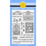 Sunny Studio Stamps – SSCL134 City Streets