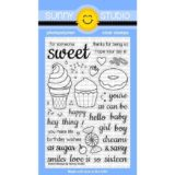 Sunny Studio Stamps – SSCL136 Sweet Shoppe – out of stock