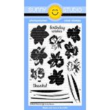 Sunny Studio Stamps – SSCL155 Daffodil Dreams