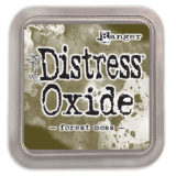 Distress Oxide Ink Pad – Forest Moss