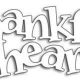 Penny Black – 51-425 Thankful Heart (die)..
