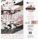 Prima Marketing – Amelia Rose 12×12 Paper pad with foil – out of stock
