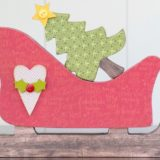 Foundations Décor – Christmas Sleigh