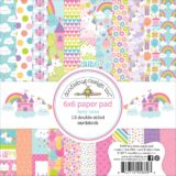 Doodlebug 6×6″ paper pad – Fairy Tales (FAIR5689).. – temp. out of stock