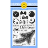 Sunny Stamp Studio – Holiday Style (stamp and die bundle)