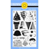 Sunny Stamp Studio – Two Scoops (stamp and die bundle)