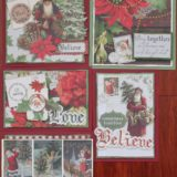MC&S Card Kit – Letters from Santa – Kit 1