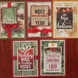 MC&S Card Kit – Basecoat Christmas Kit 2