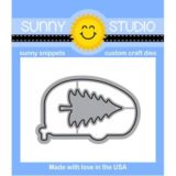 Sunny Studio Stamps – Happy Camper die set – sold out