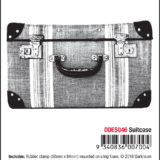 Darkroom Door – DDES046 Suitcase Eclectic Stamp