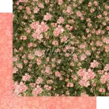 Graphic45 G4501692 Verdant Blossoms 12×12 paper (1 sheet)