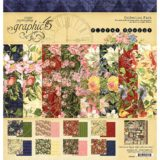 Graphic45 G4501698 Floral Shoppe Collection Pack 12″x12″ – out of stock