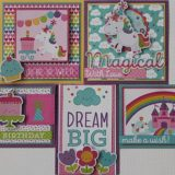 MC&S Card Kit – Doodlebug – Fairy Tales Card Kit 1
