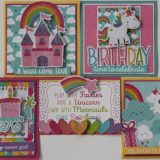 MC&S Card Kit – Doodlebug – Fairy Tales Card Kit 2
