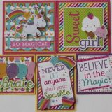 MC&S Card Kit – Doodlebug – Fairy Tales Card Kit 3