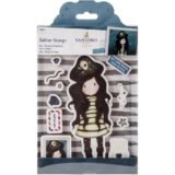 Gorjuss – 907130 Piracy rubber stamp
