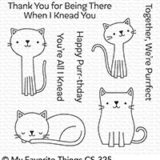 My Favorite Things – Cute Cats (stamp & die bundle)