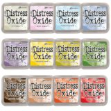Distress Oxide Ink Pads – Release 4 (12 ink pads)